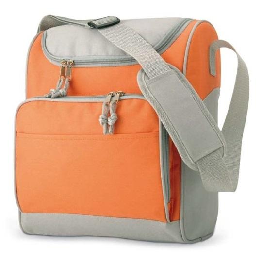 Rekl Chladící taška ZIPPER - oranžová