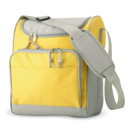 Rekl Chladící taška ZIPPER - žlutá