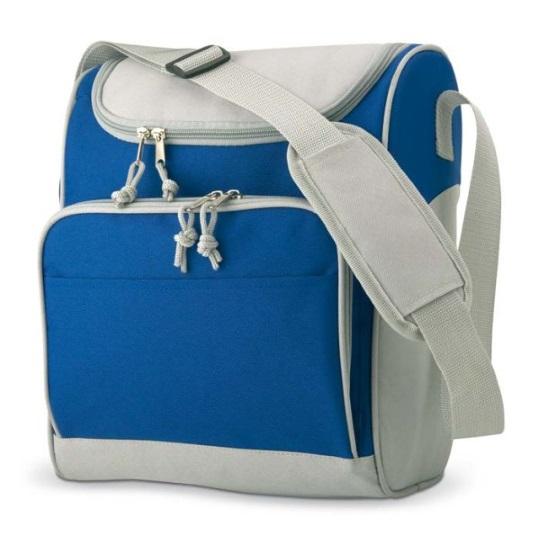 Chladící taška ZIPPER - tmavě modrá